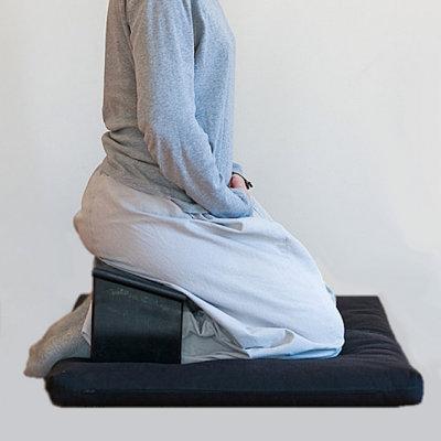 Meditasjon benk