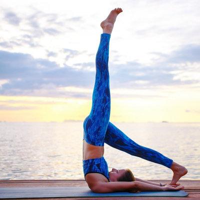 Yoga mat profesjonell