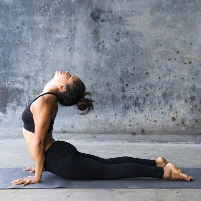 Yoga matte utforming