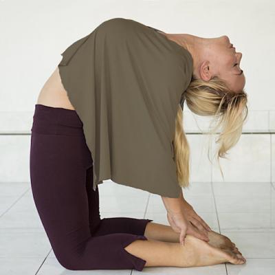 Yoga skjerf